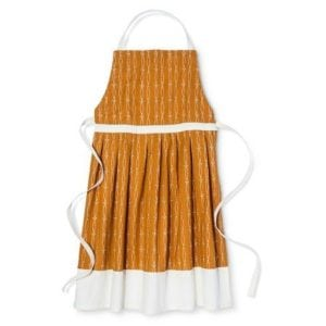This apron is perfect for all of your Thanksgiving cooking!