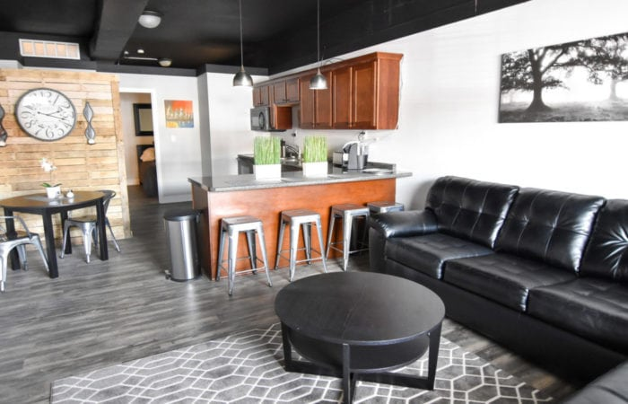 Very modern. Love the clean and crisp lines and look of this! airbnb farmington missouri near st louis and wineries fantabulosity
