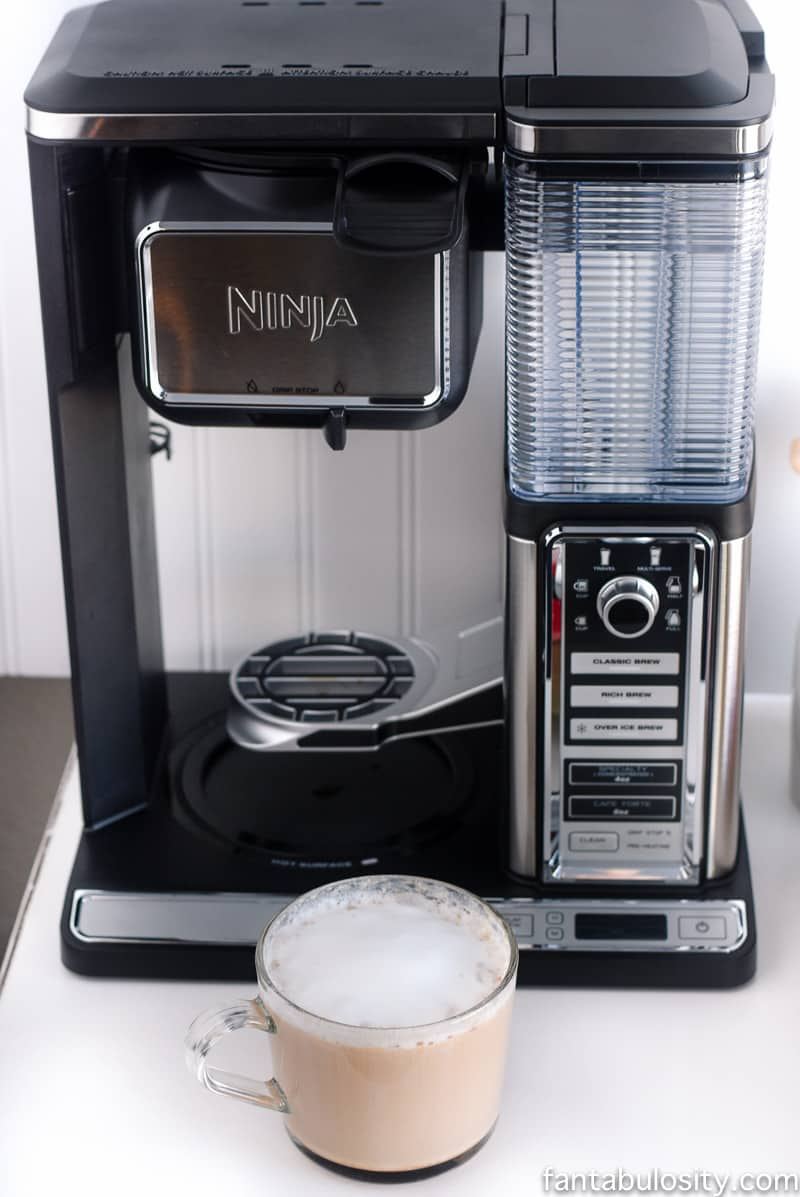 This is PERFECT for a small space! DIY Coffee Bar Ideas for the Kitchen!