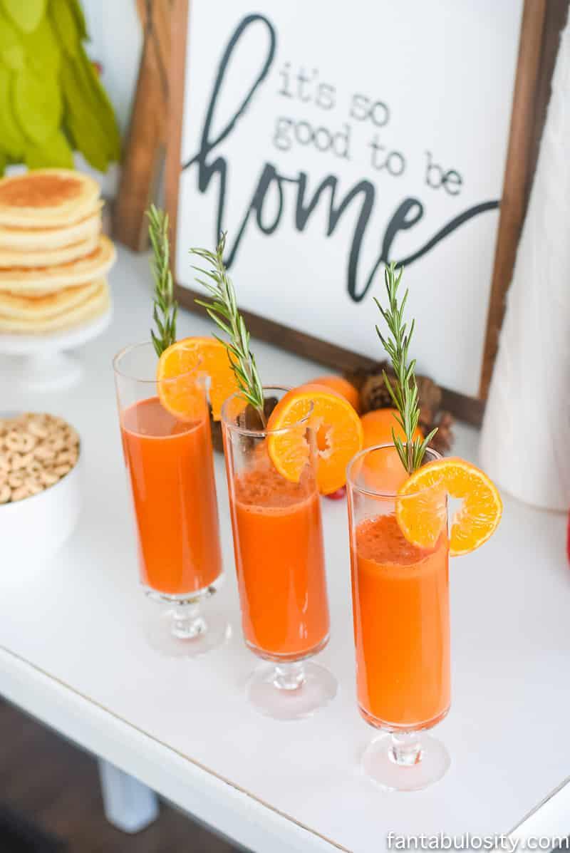 Fresh Juice Carrot Apple Recipe YUM!!!
