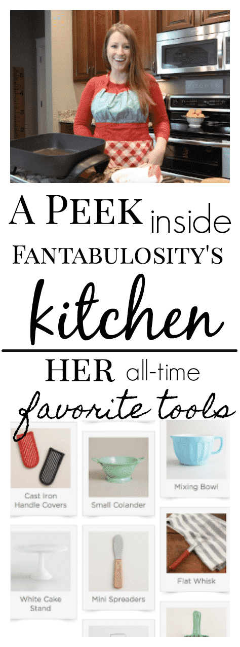 Best kitchen tools - fantabulosity's favorite for slightly homemade cooking for busy families and weeknights