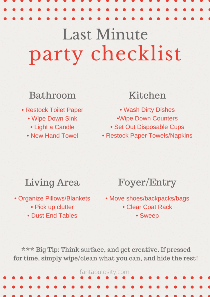 a list of my favorite websites for party supplies fantabulosity last minute party checklist