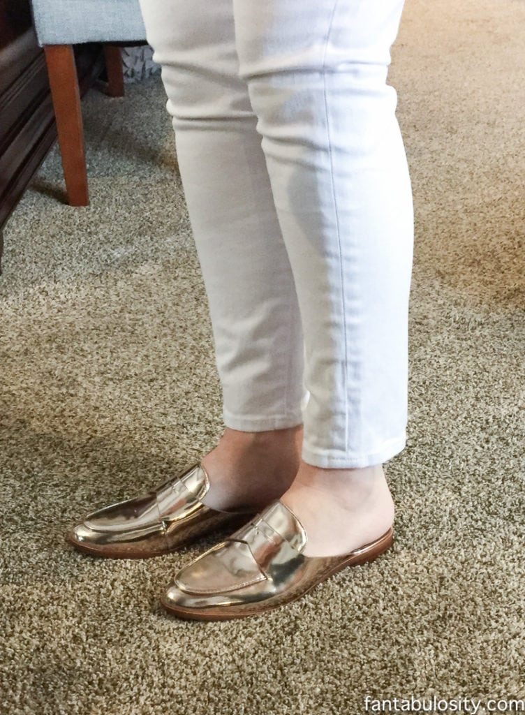 Trunk Club Review Shoes: Dugan Flat Loafer Mule Shoe: http://rstyle.me/~9vnKD