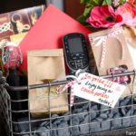 Couch Potato Gift Basket Idea for Him