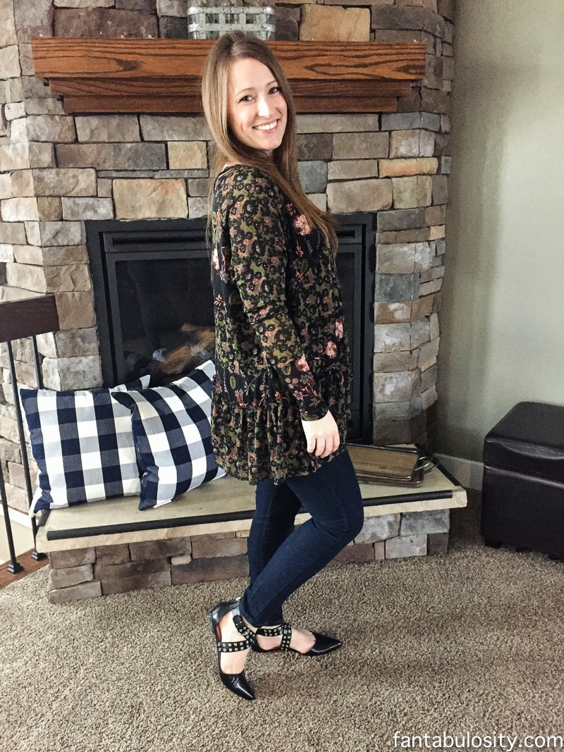 Isabelle Tunic Trunk Club Review Try On February 2017 Nordstrom