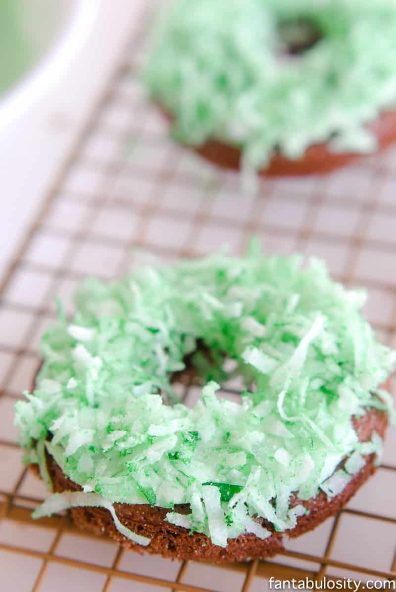 "Awww, how cute and easy are these! Easter Dessert Idea: ""Bunny in the Hole"" Donuts"