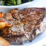 Easy Steak Recipe: Pan Seared & In the Oven