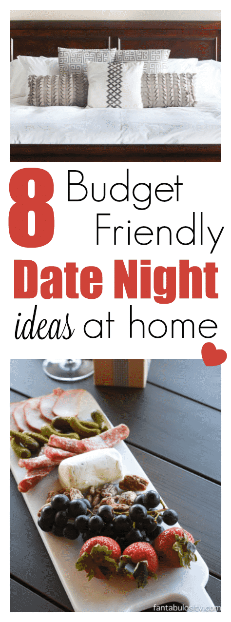At Home Date Night Ideas Romantic Fantabulosity Blog
