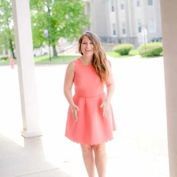 Jessica Burgess of Fantabulosity St. Louis Blogger of Missouri Lifestyle and Fashion Blogger