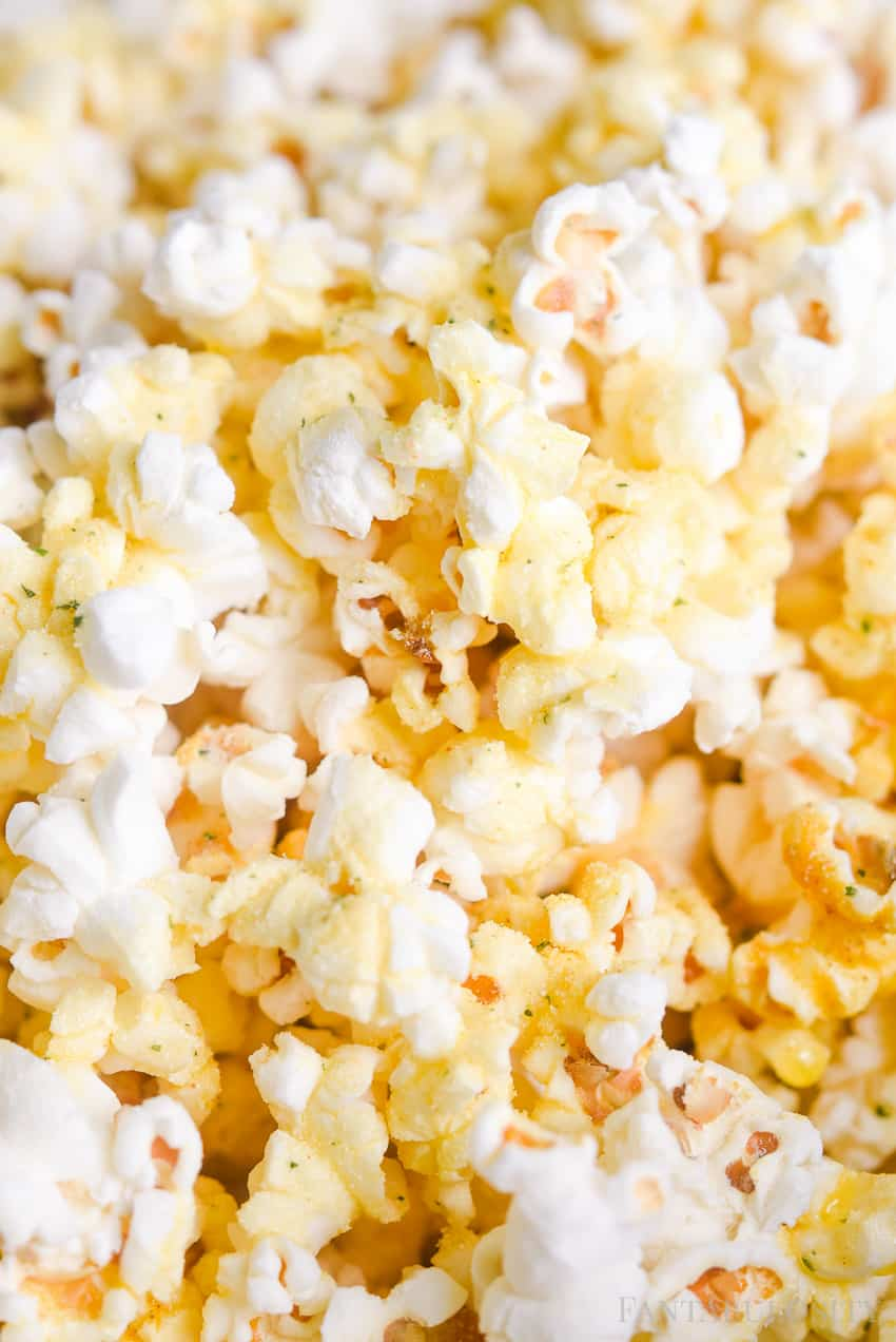 How to Make Homemade Popcorn in the Microwave in a brown paper bag