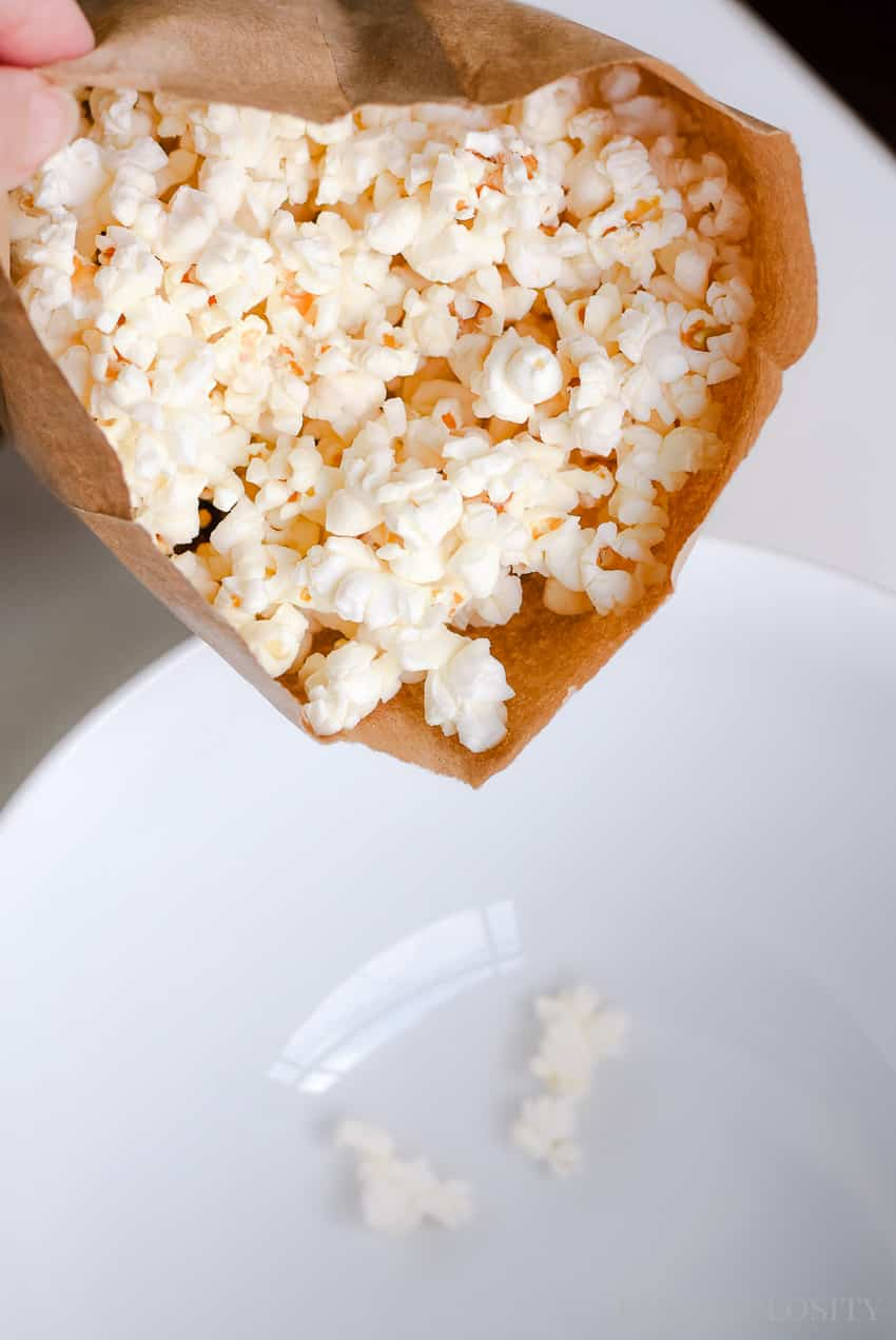 how to make butter popcorn in a popcorn machine