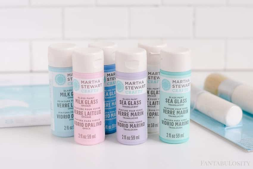 Martha Stewart Paint for DIY crafts