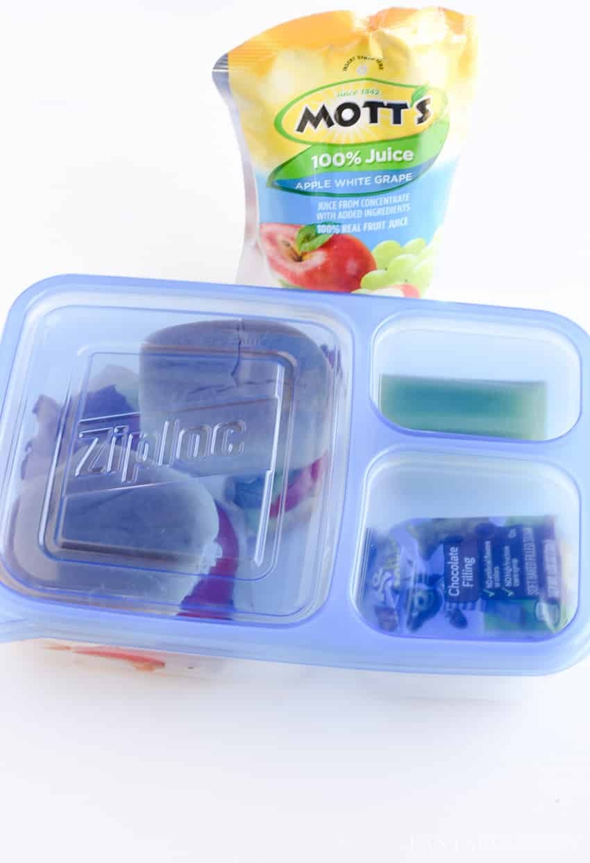 Bento box school lunch ideas