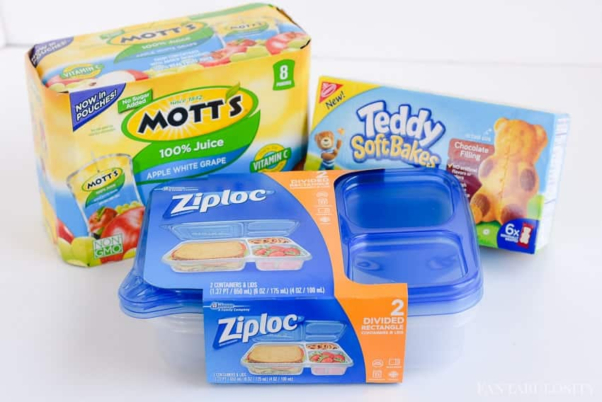 ziploc containers for bento boxes for school lunch
