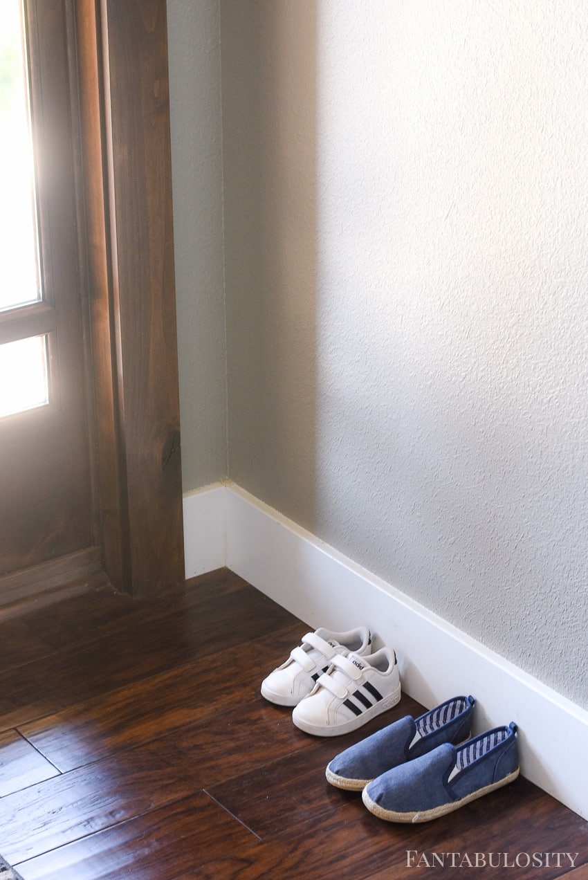 5 Ways to Help Keep School Germs Out of Your Home - Take shoes off at the door