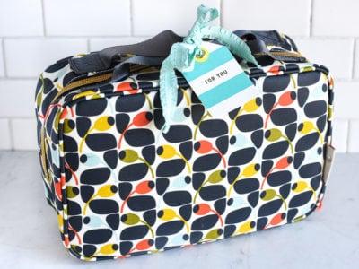 Overnight Toiletries Bag Gift Idea - Self Care