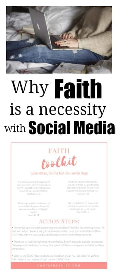 Self help reminder - how important faith and God are during tough times