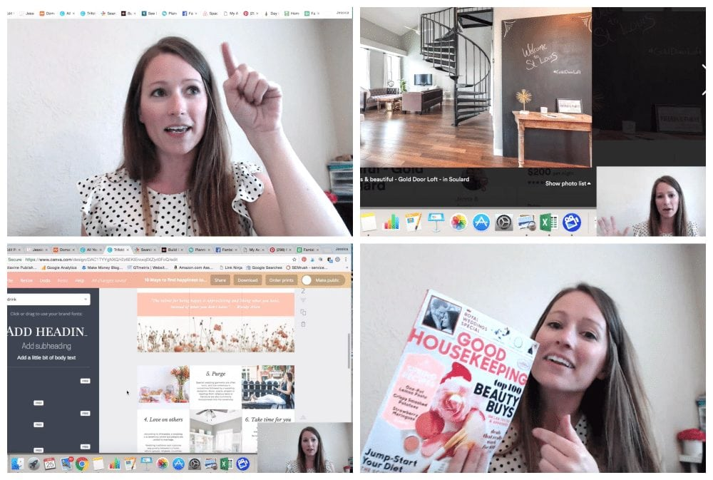 A day in my life of blogging - current work load, target shipment and sneak peeks!