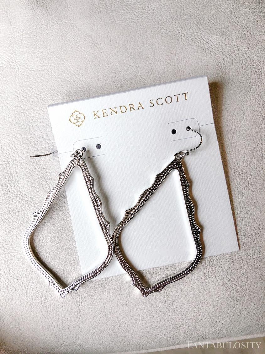 Kendra Scott Drop Earrings - Trunk Club April 2018