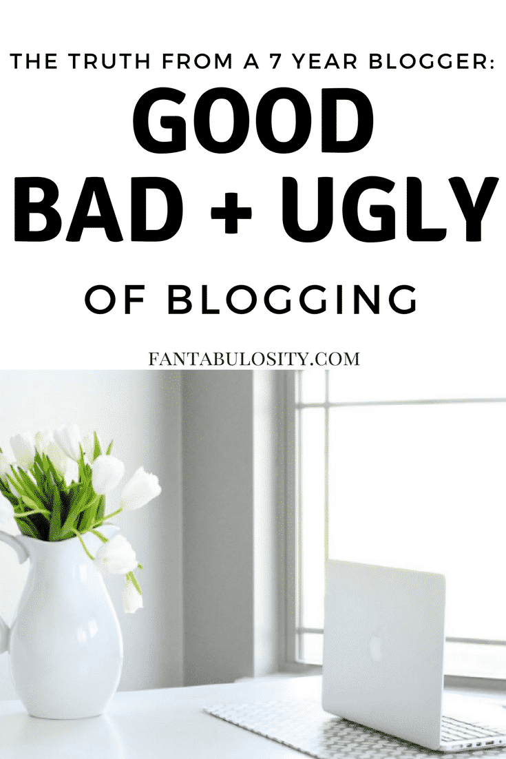 Good bad and ugly side of blogging