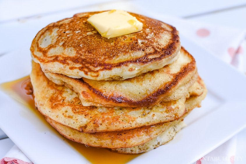 easy pancakes from scratch how to make pancakes from scratch recipe 30255