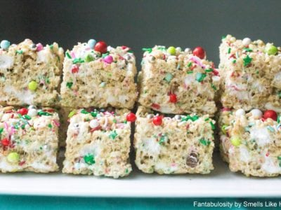 Marshmallow Treats Recipe