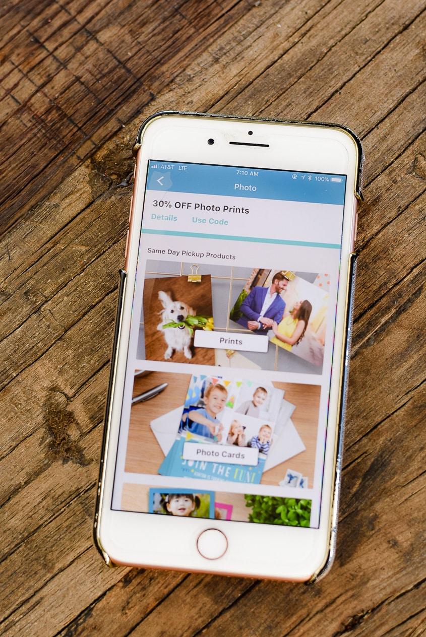 walgreens photo app review - sanity photo organization