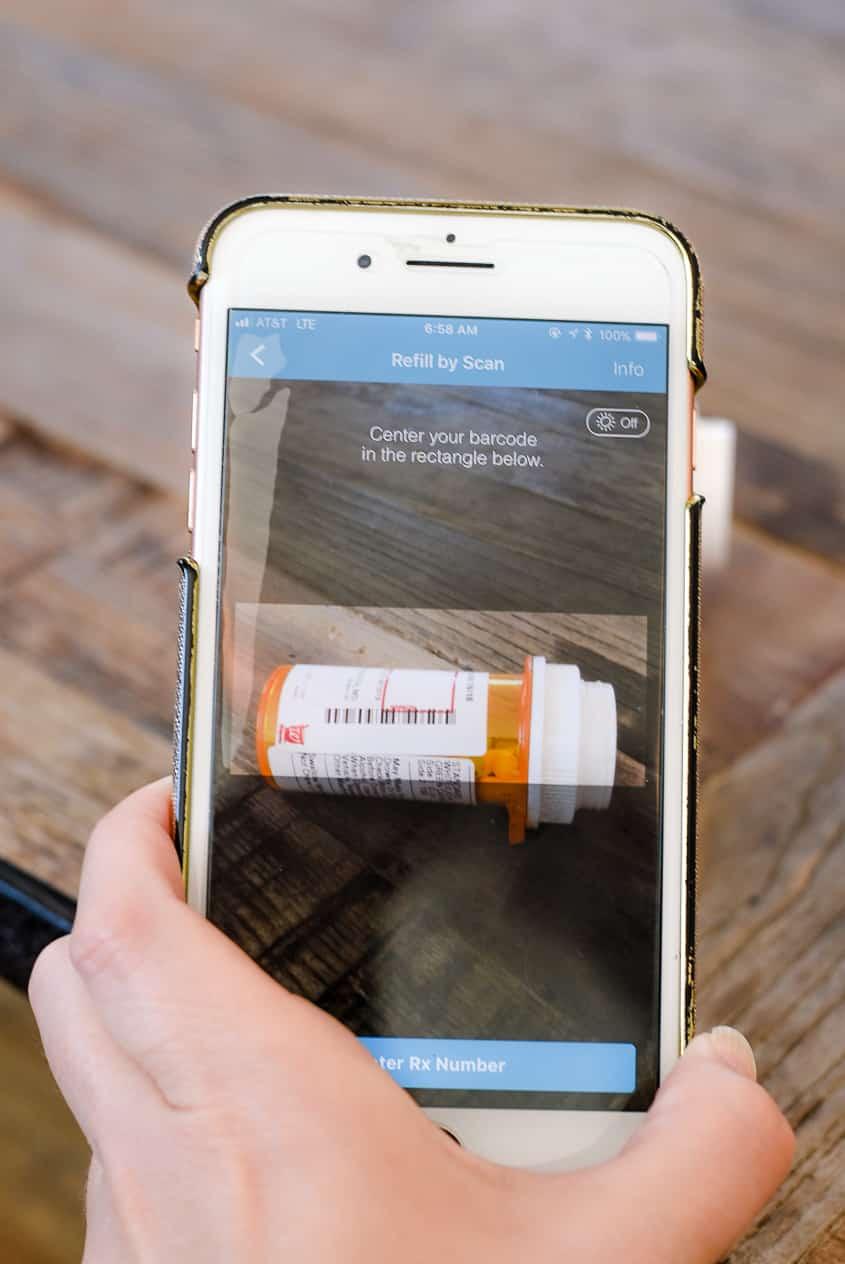 walgreens prescription app is a life saver for medicine refills