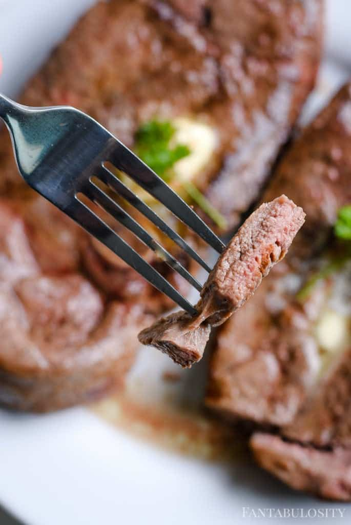 How to cook deer meat: steak tenderloin