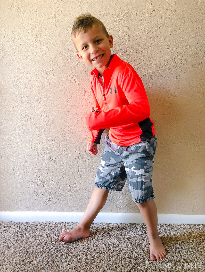 Stitch Fix Kids July 2018 Review for boys and girls