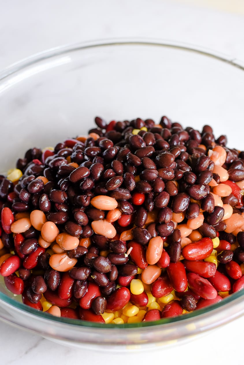 3 bean salad recipe - beans to use