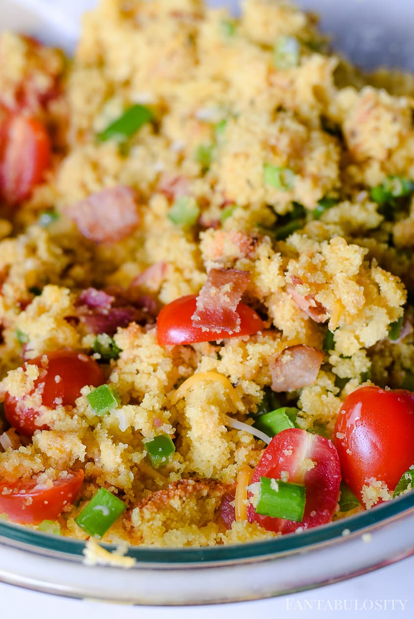 Cornbread Salad Recipe