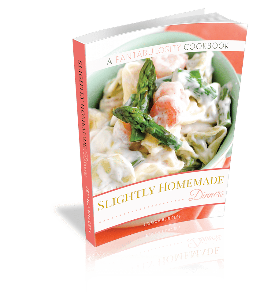 Slightly Homemade Dinners Cookbook