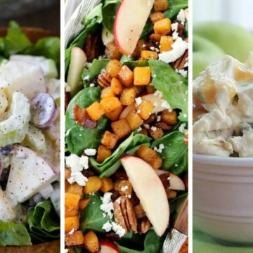 Apple Salad Recipes You'll Want to Make