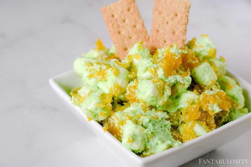 Pistachio Salad - Easy no bake dessert recipe