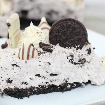Oreo cheesecake recipe no bake easy