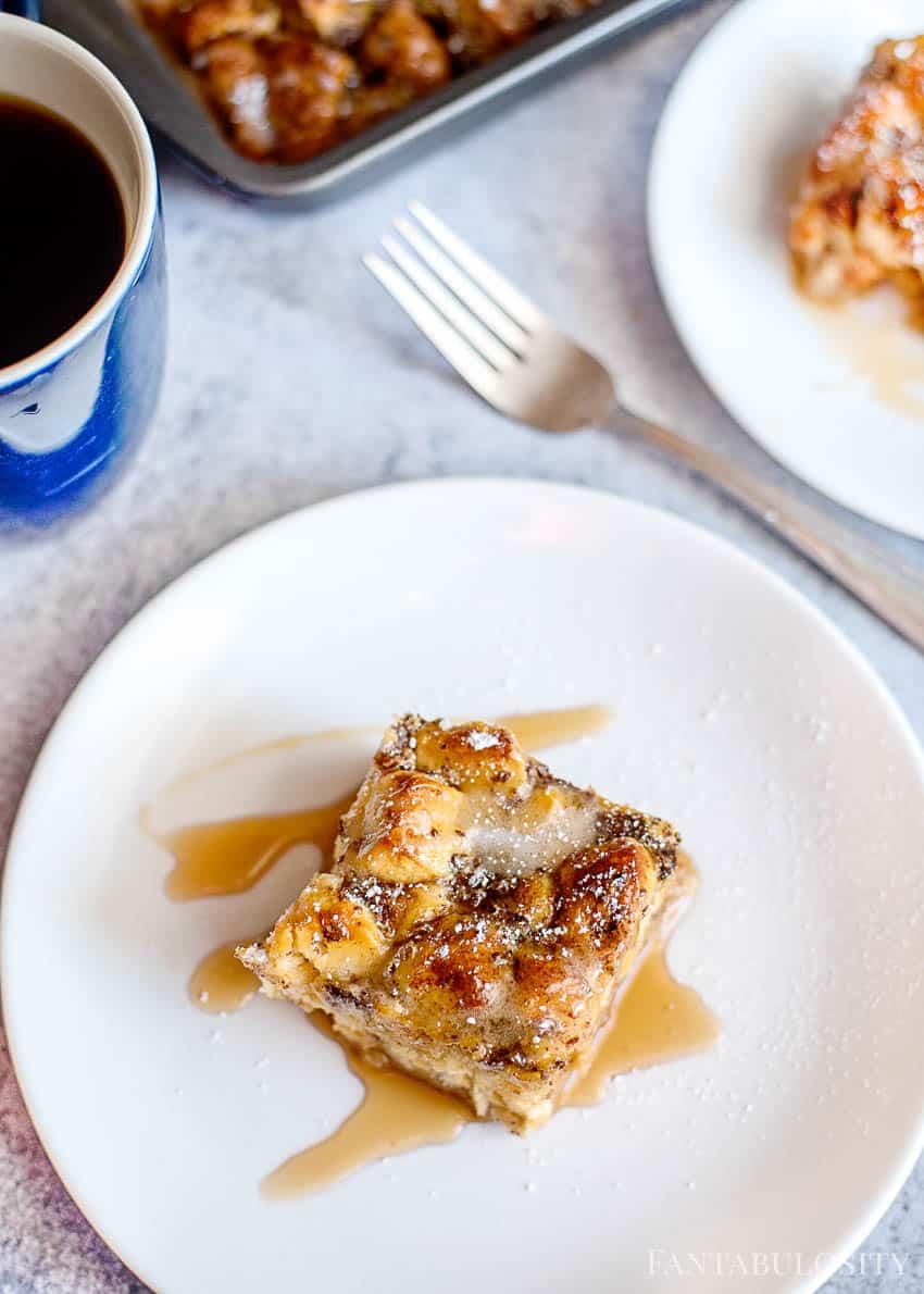 Cinnamon Roll Casserole Breakfast Recipe
