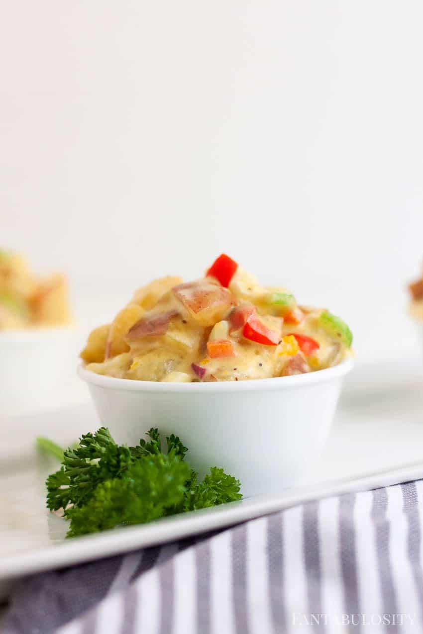 Amish Potato Salad - Instant Pot Potato Salad Recipe