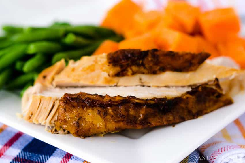 Roast Turkey - How to Cook a Turkey in the oven