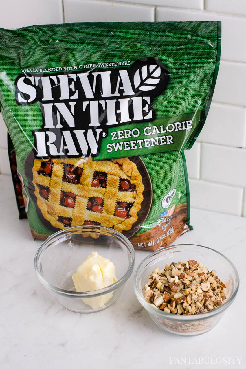 Streusel Nut Topping