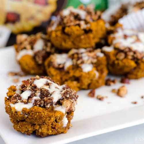 Low Carb Pumpkin Muffin Recipe