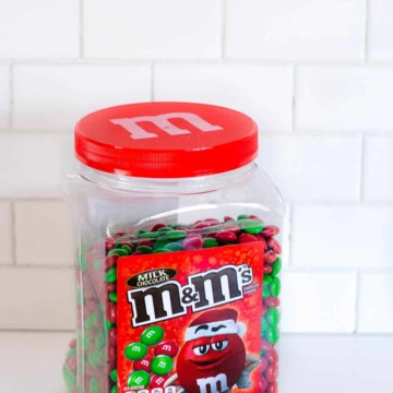 M&M'S® Pantry Jar at Sam's Club