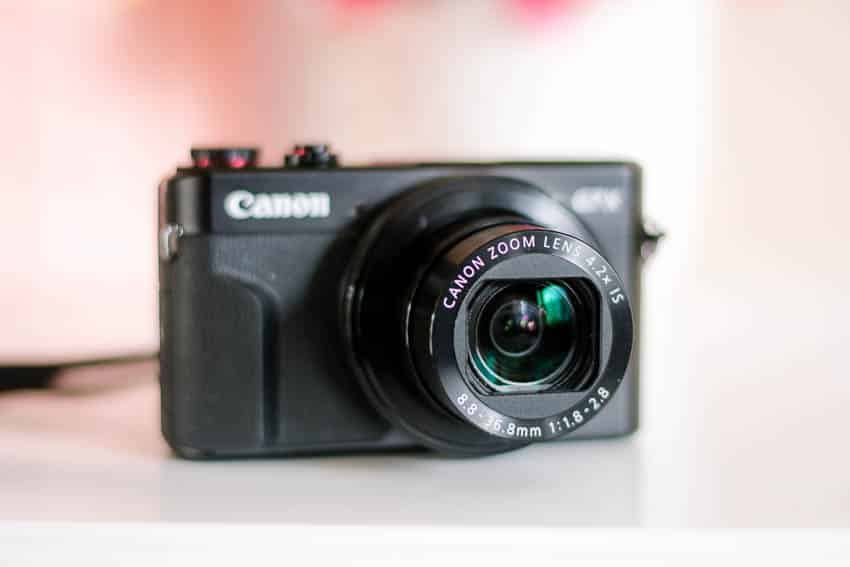 Canon Vlogging Camera - powershoot
