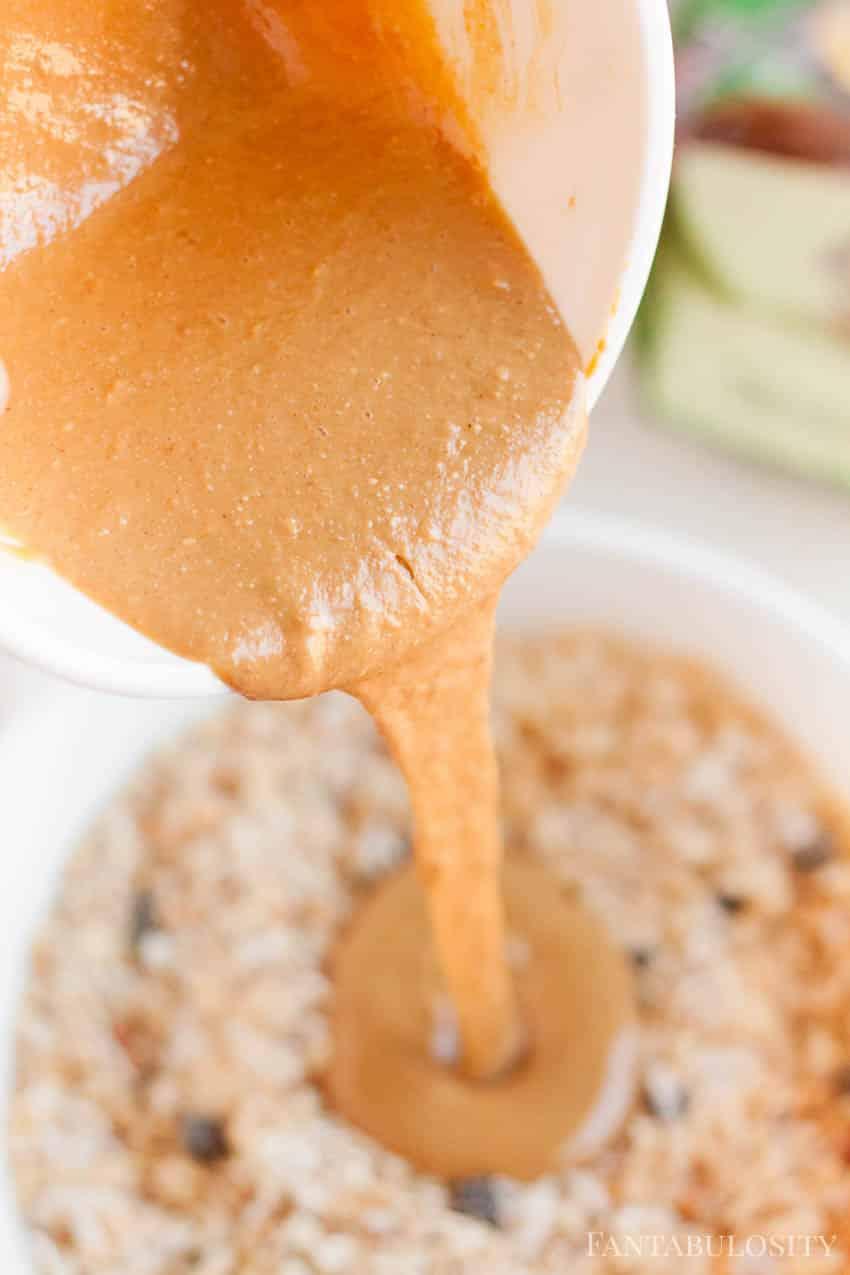 Granola bar recipe - stevia blueberries and rice krispies