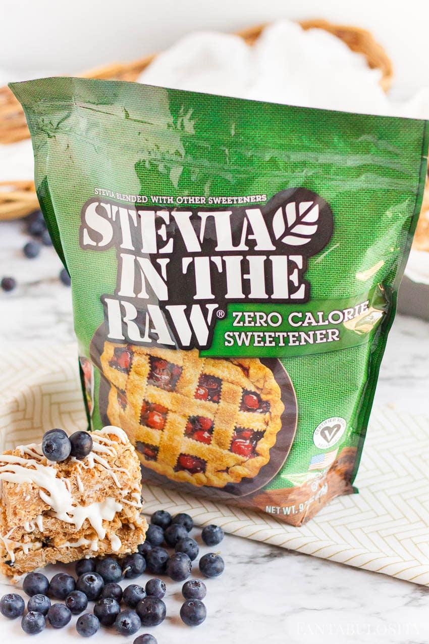 Stevia in the Raw - granola bar recipe
