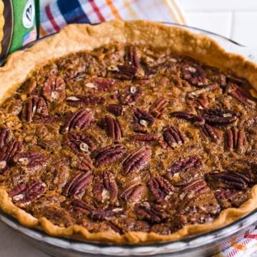 Pecan Pie with Stevia