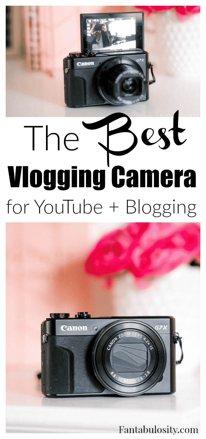The best vlogging camera for YouTube and blogging videos. Perfect for beginners