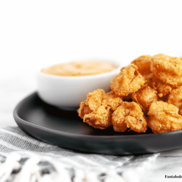 Classic, crispy fried shrimp is so much easier to make at home than you think. Just a few, simple pantry ingredients and you're on your way to fried perfection.