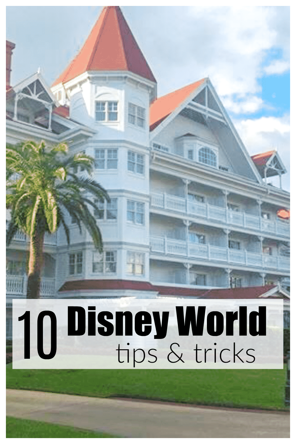 10 Disney World Tips and Tricks! These were SO helpful!