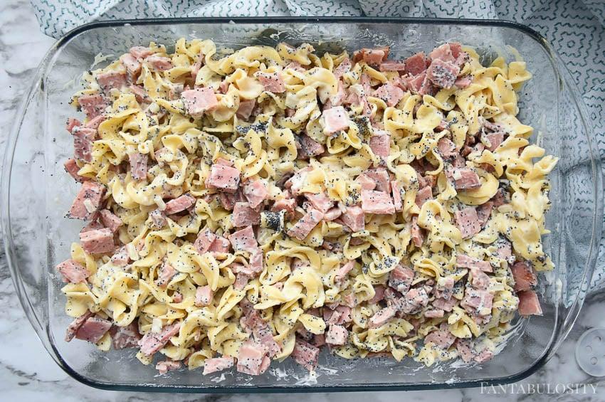 Ham Casserole Recipe